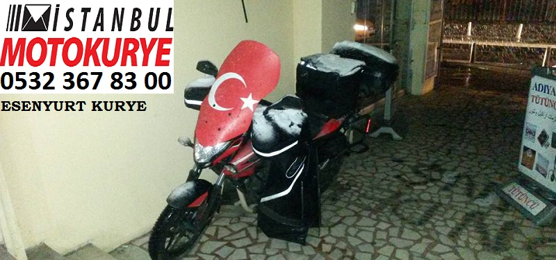 Esenyurt Kurye, İstanbulmotokurye.com