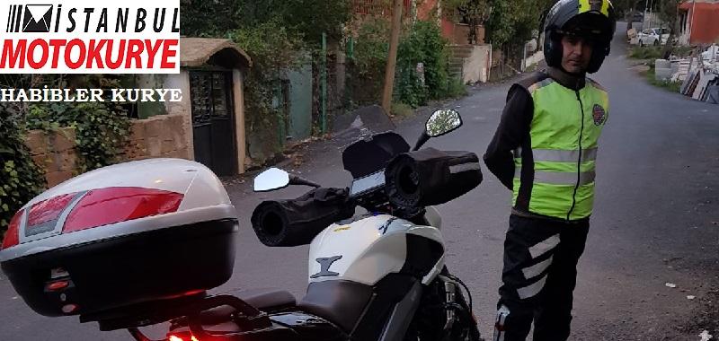 Habibler Kurye-İstanbul moto kurye