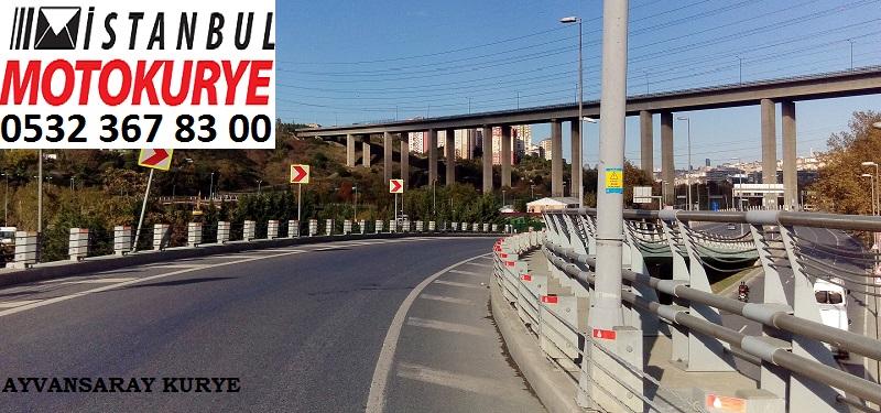 Ayvansaray Kurye, İstanbulmotokurye.com