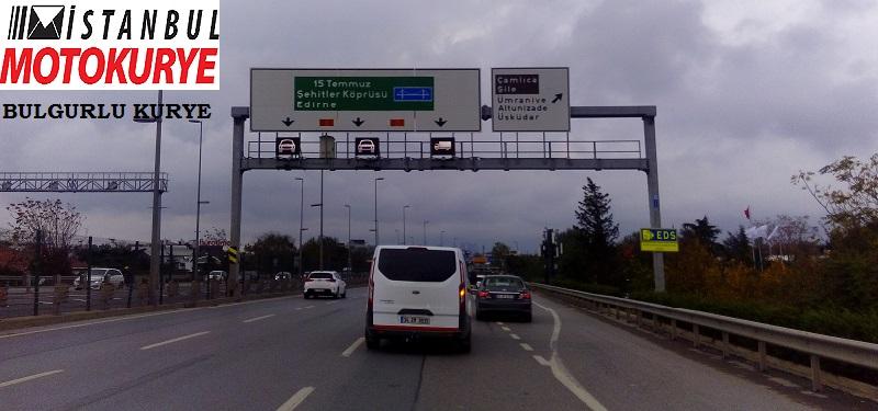 Bulgurlu Kurye, İstanbulmotokurye.com
