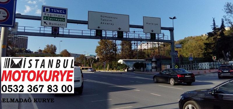 Elmadağ Kurye, İstanbulmotokurye.com