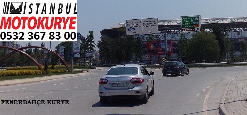 Fenerbahçe Kurye, İstanbulmotokurye.com