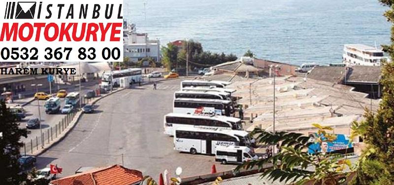 Harem Kurye, İstanbulmotokurye.com