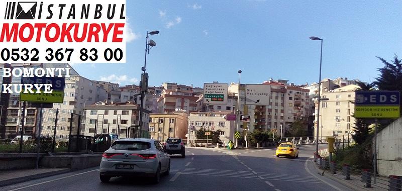 Bomonti Kurye, istanbulmotokurye.com
