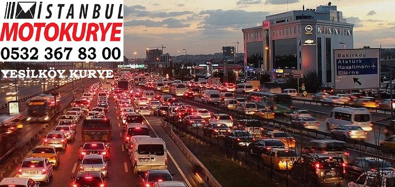 Yeşilköy Kurye, istanbulmotokurye.com