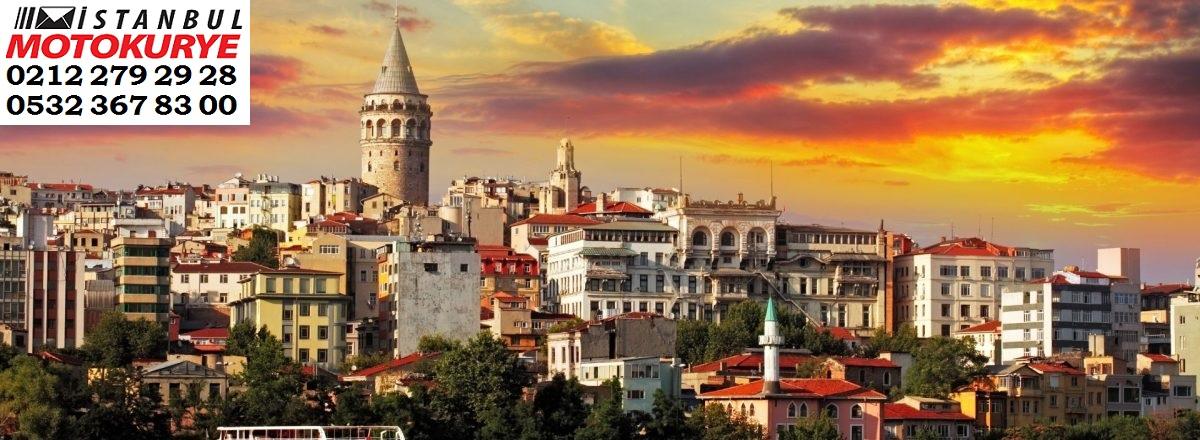 İstanbul Moto Kurye, Moto Kurye